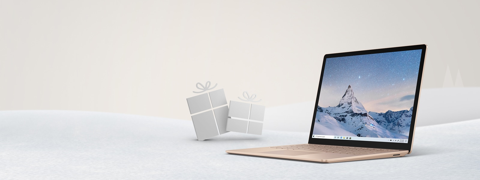 A Surface Laptop 3