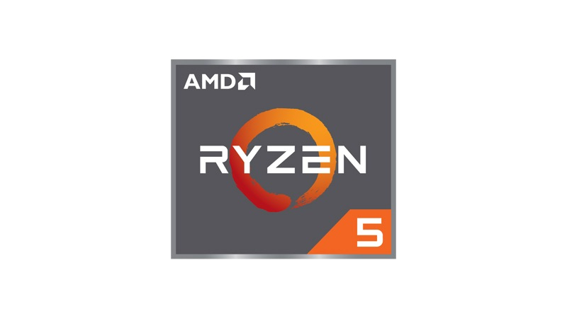 Logo de processeur AMDRyzen5