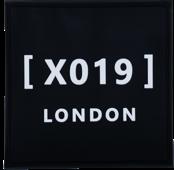 X019 London Patch