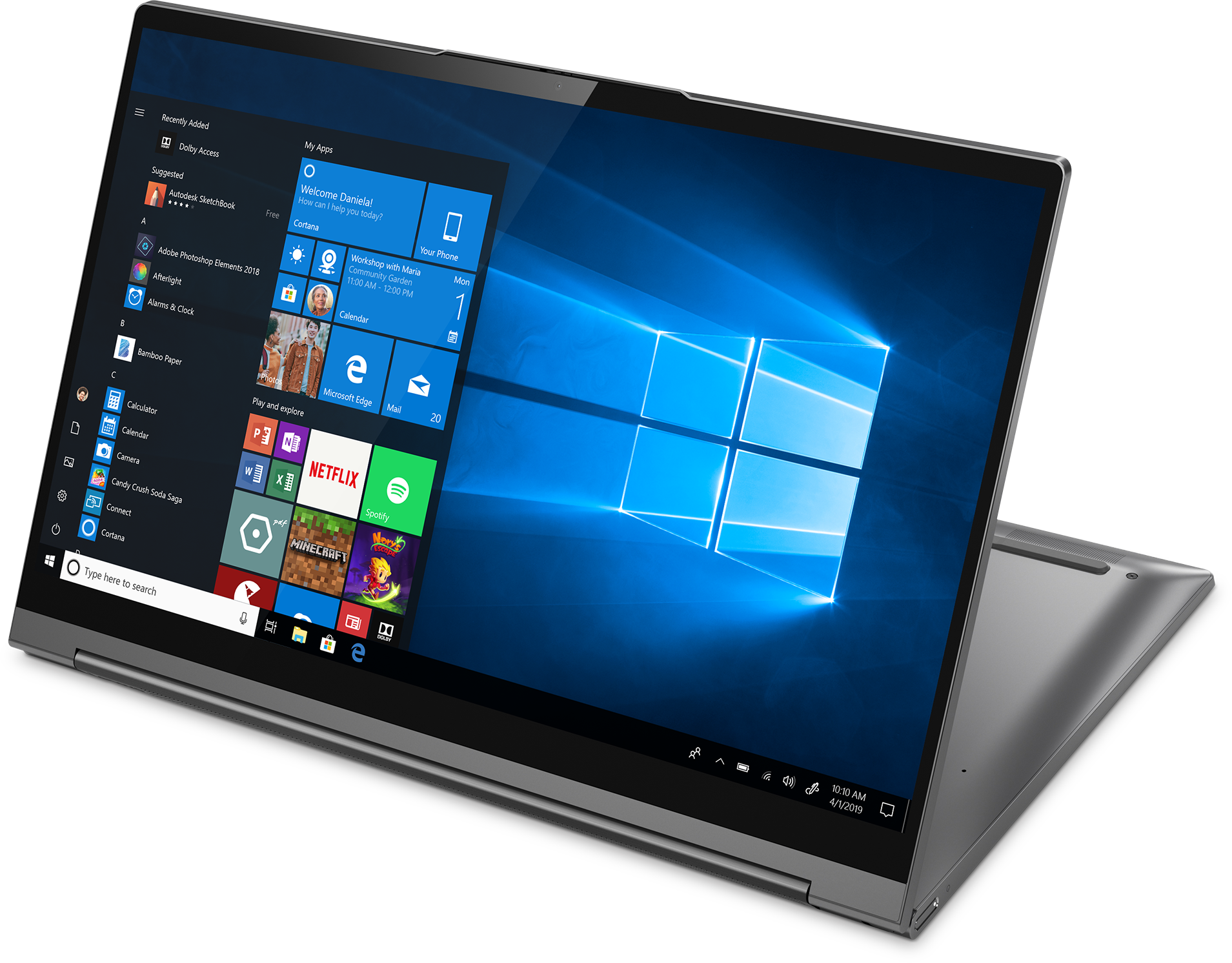 Lenovo Yoga C940 Laptop; Available for Purchase [RJOVenturesInc.com]
