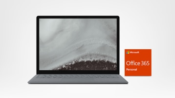 Surface Laptop 2 and Office 365 Personal