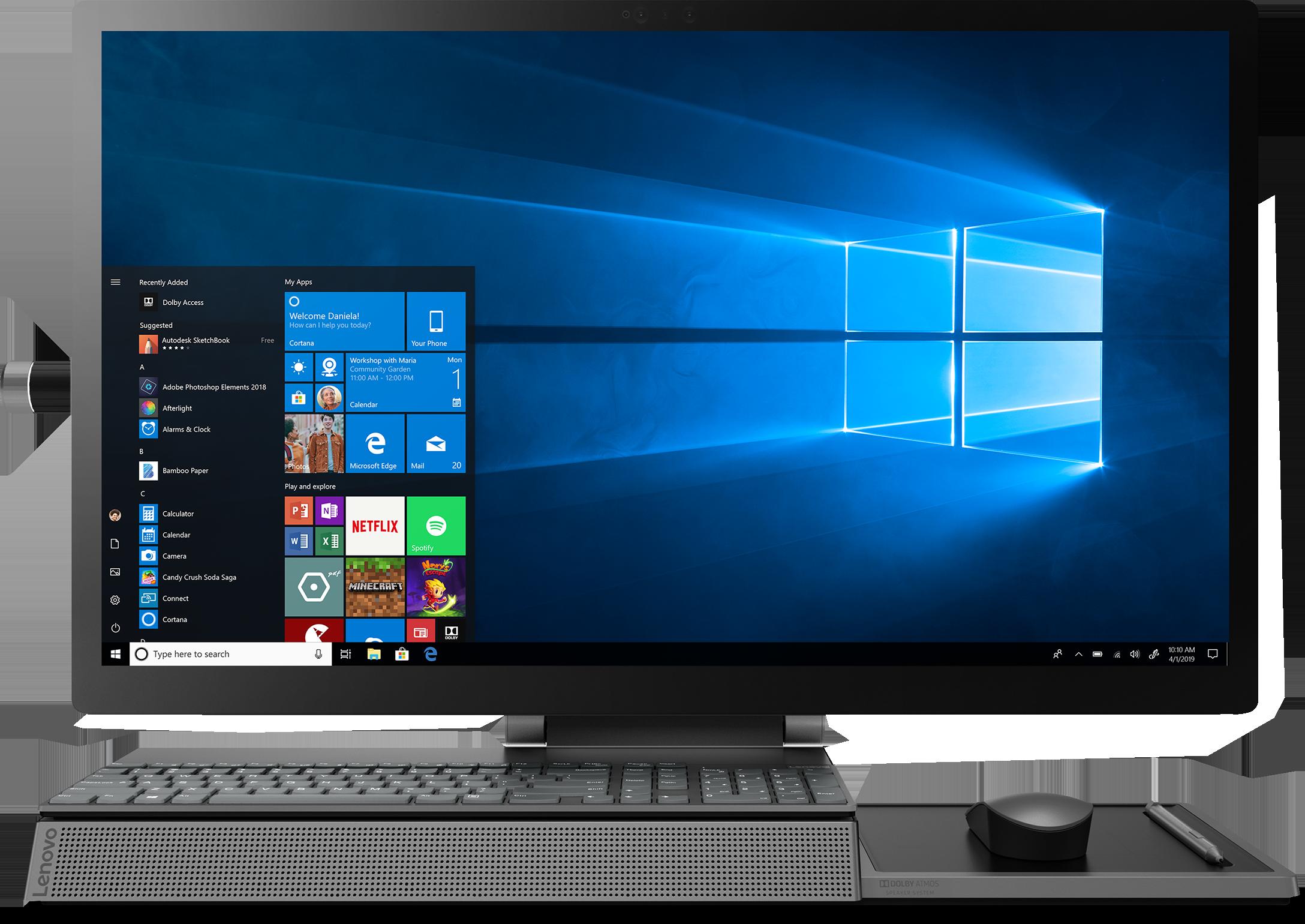 RE3d3uq?ver=3eb5 - Lenovo Yoga A940 F0E50000US All-in-One