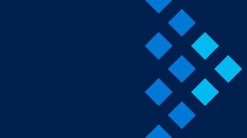 Illustration: Blauer Hintergrund mit helleren quatratischen Muster.