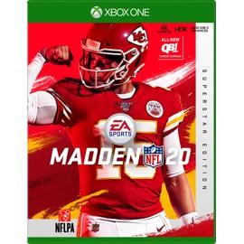 Madden NFL 20 Boxshot