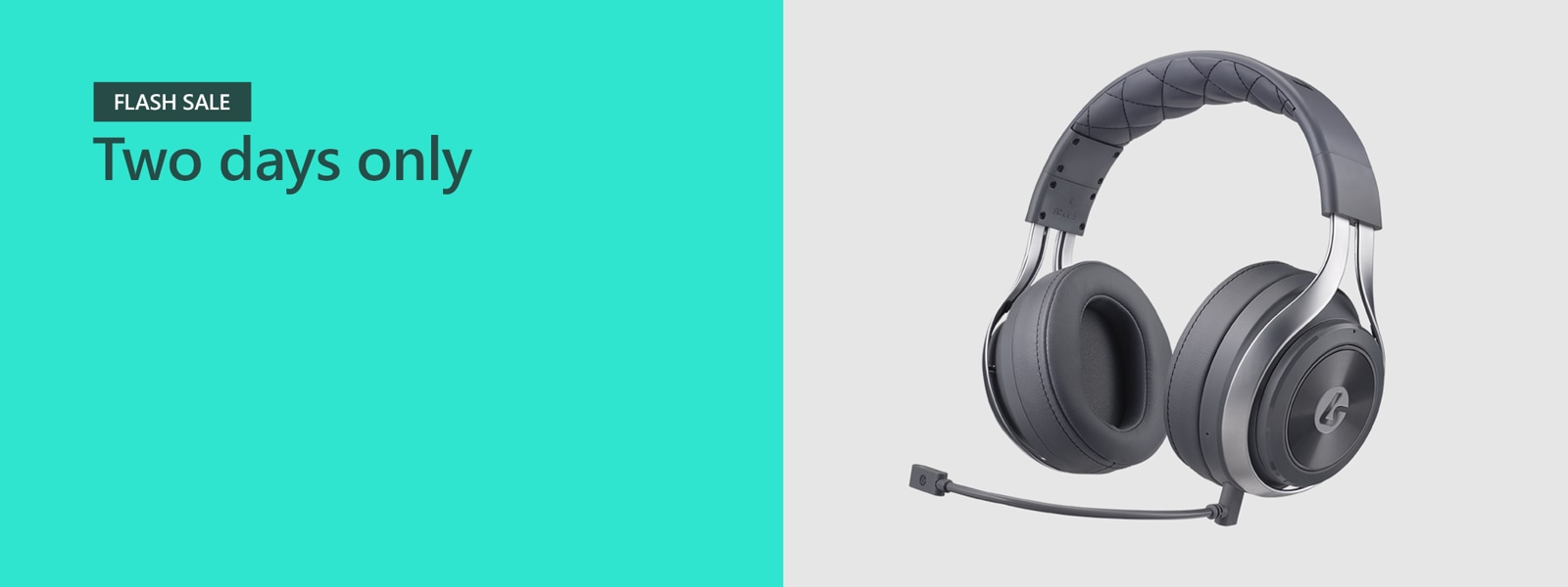 Lucidsound gaming headset.