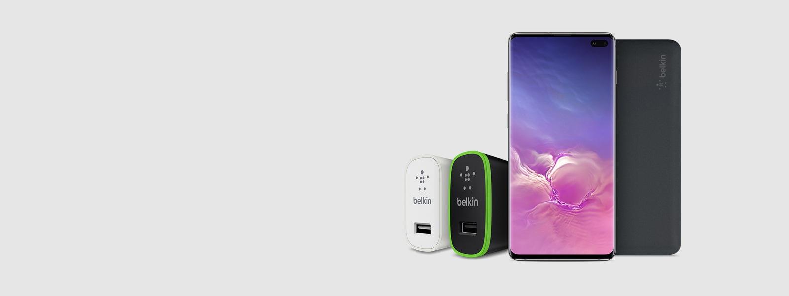Belkin accessories and Samsung Phones