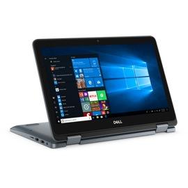 Dell Inspiron 2 in 1 right view media mode