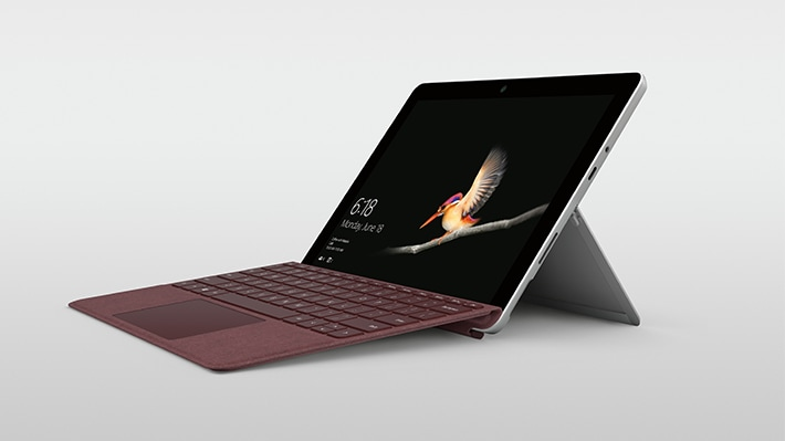 render of Surface Go