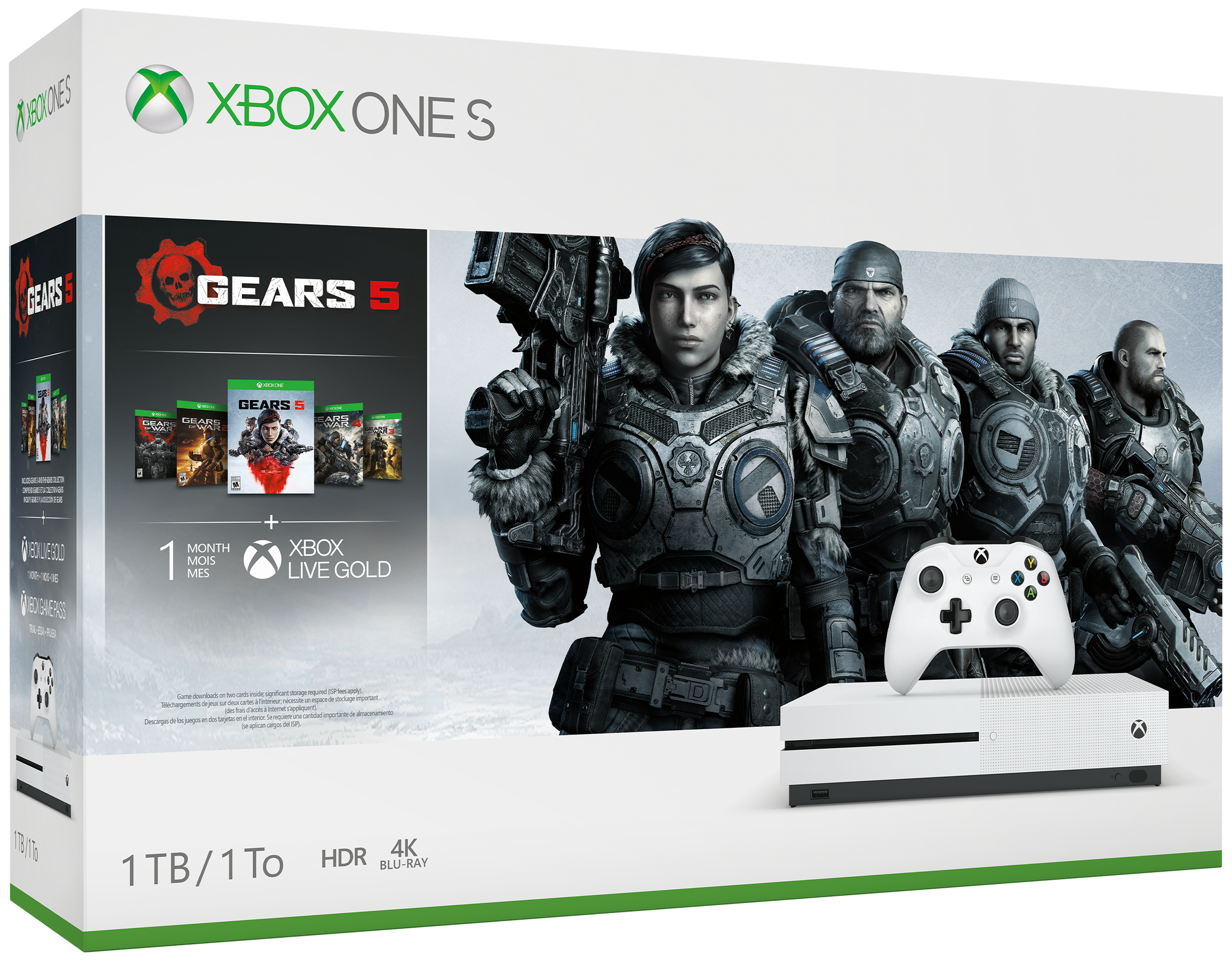 RE3nSuY?ver=7e46 - Xbox One S 1TB Console – Gears 5 Bundle