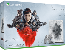 Xbox One X Gears 5 Limited Edition Bundle (1TB) - Xbox One