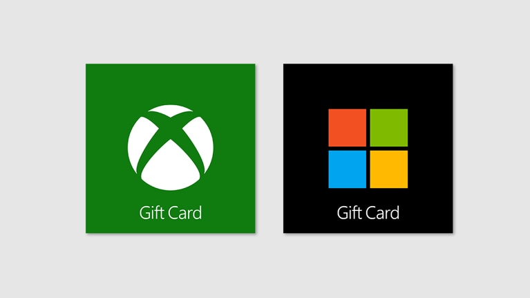 Xbox Gaming Gift Cards & More - Microsoft Store