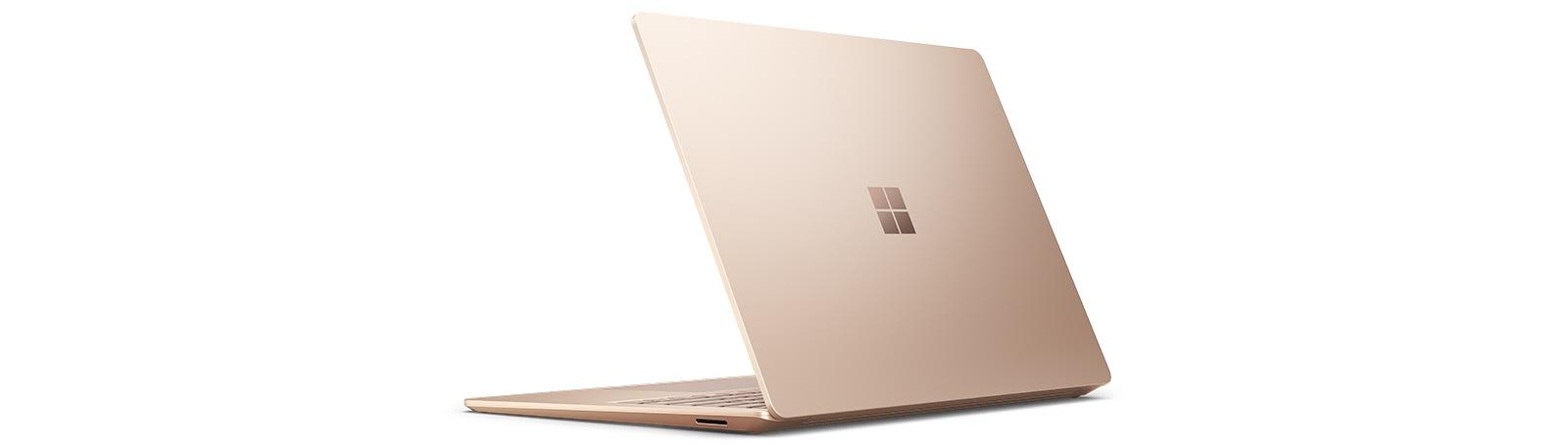 Surface Laptop 3 in der Farbe Sandstein 13,5-Zoll