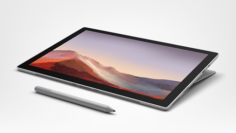 Surface Pro 7 for Business mit Surface Pen, Studio-Modus