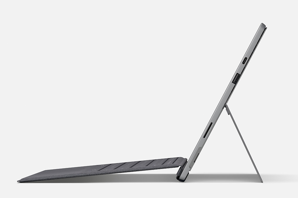 Surface Pro 7 for Business Anschlüsse