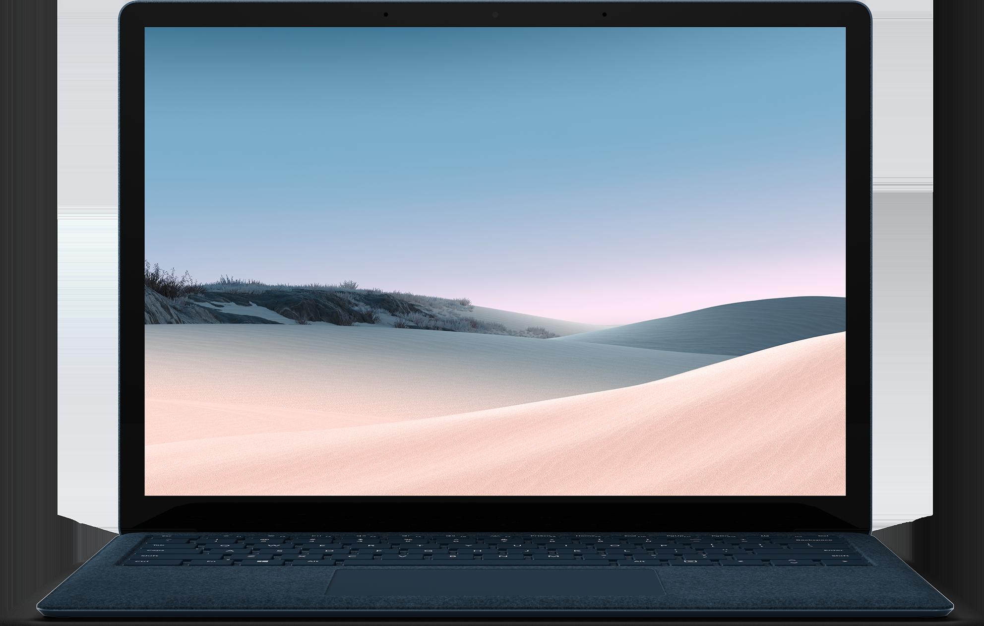 Surface Laptop 3 for Business - 13.5 inch, Cobalt Blue (Alcantara®), Intel Core i5, 8GB, 256GB