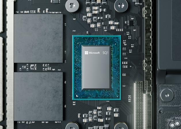 Microsoft SQ1™ processor