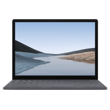 "Surface Laptop 3 - 13.5"", Platinum (Alcantara®), Intel Core i7, 16GB, 512GB"
