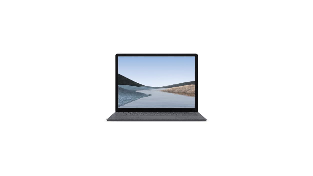 Surface Laptop 3 in Platinum