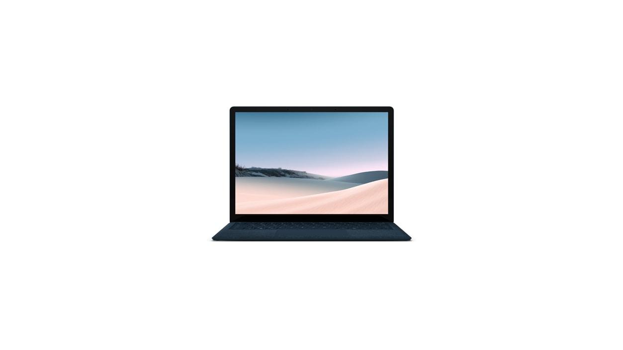 Surface Laptop 3 in Cobalt Blue