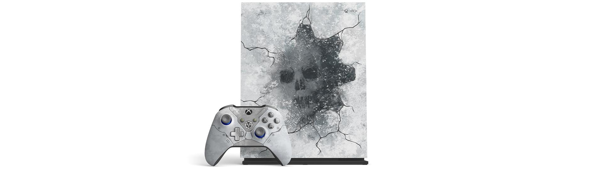Xbox One X Gears 5 Limited Edition Bundle (1TB) – Xbox One