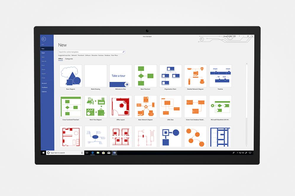 Buy OEM Microsoft Visio Standard 2016
