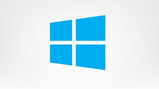 Blue Windows logo