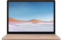 Surface Laptop 3 for Business - 13.5 inch, Sandstone (Metal), Intel Core i5, 8GB, 256GB