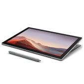 Surface Pro 7 - Platinum, Intel Core i7, 16GB, 512GB