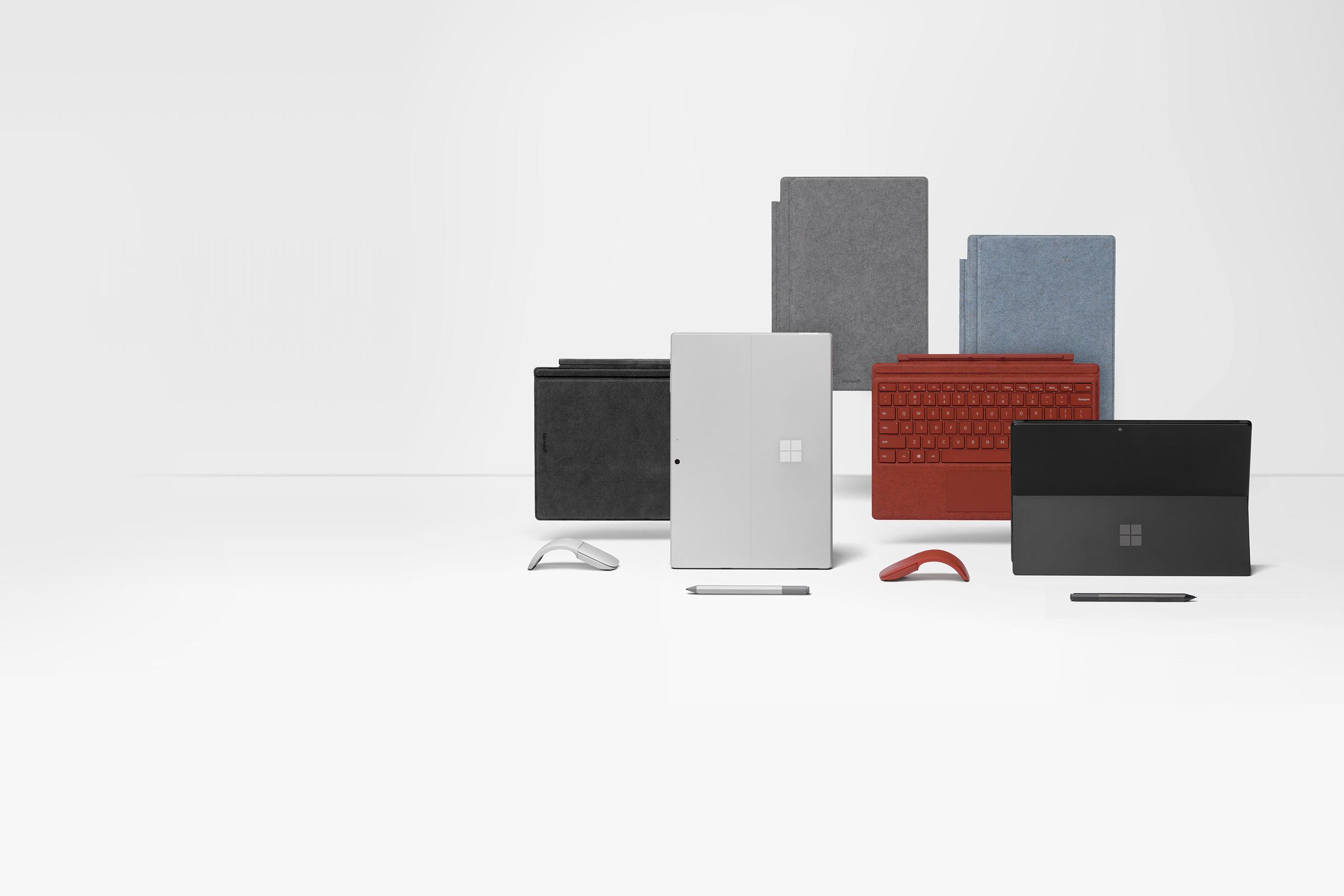 Surface Pro 7 Ultra Light And Versatile Microsoft Surface