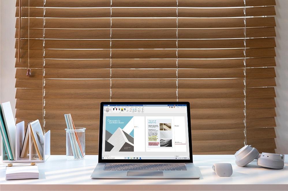 Microsoft Outlook على جهاز Surface Laptop 3