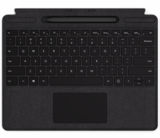 Surface Pro X Signature Keyboard with Slim Pen Bundle for Business