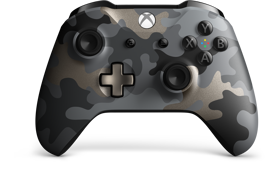 Xbox Wireless Controller - Night Ops Camo Special Edition