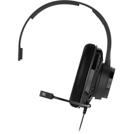 Front view of LucidSound LS1X Premium Chat Gaming Headset for Xbox One