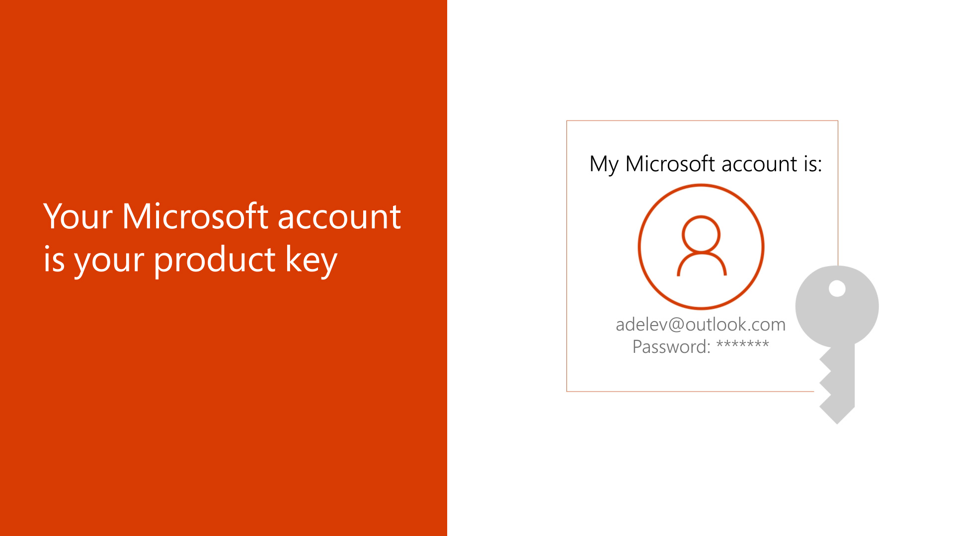 where to add product key office 2016