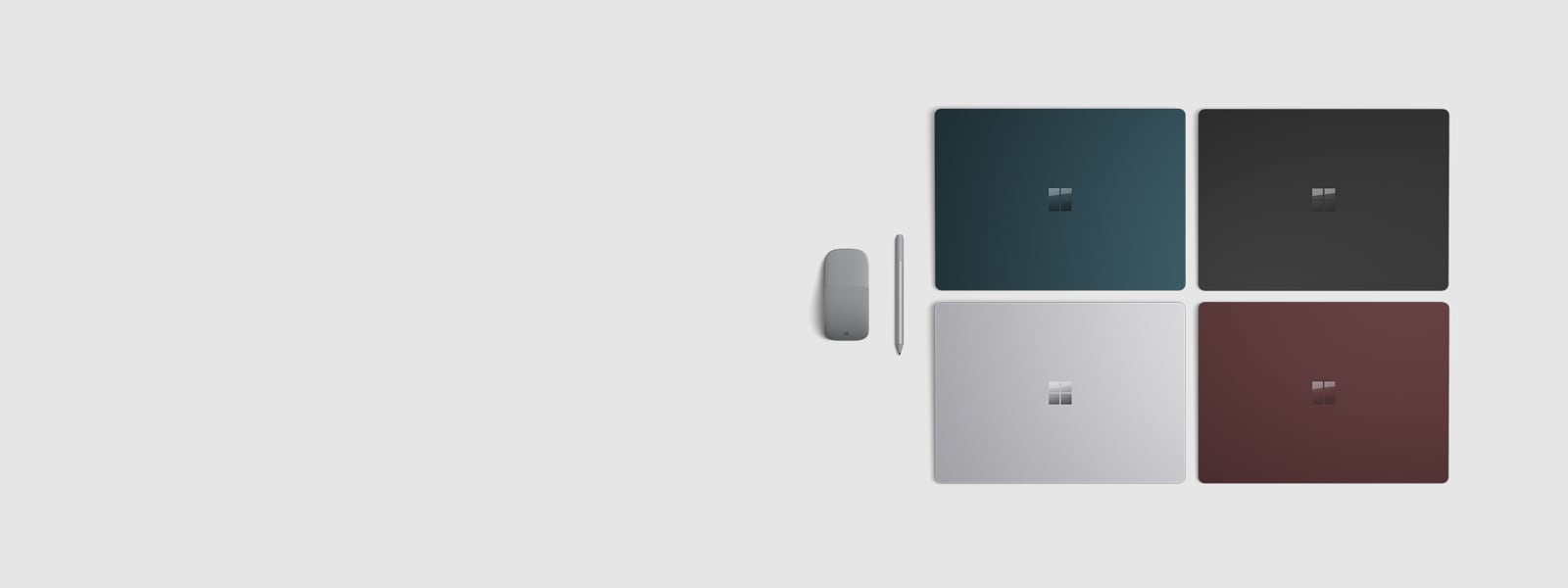 Surface Laptop 2 and Surface accessories