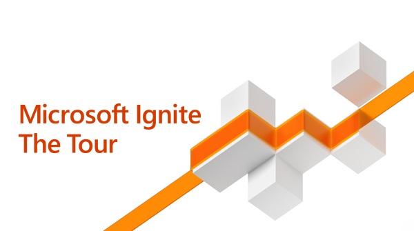 Microsoft Ignite The Tour 2019-2020