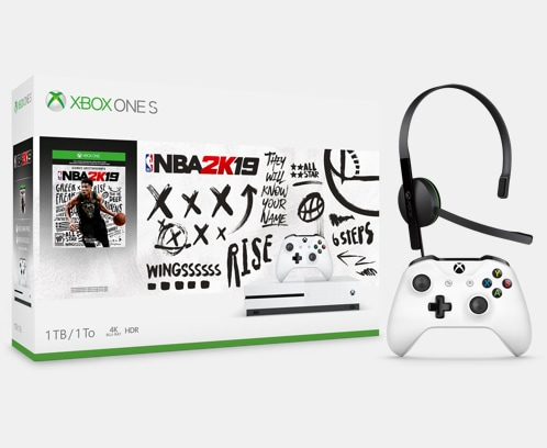 Xbox Consoles - Xbox One X and Xbox One S - Microsoft Store