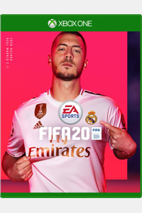 FIFA 20 Standard Edition Cover for Xbox One