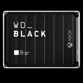 Bird eye view of the Western Digital Black P10 for XboxOne