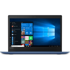 Front view of Lenovo S130-14 81KU000EUS Laptop with windows 10 on the screen