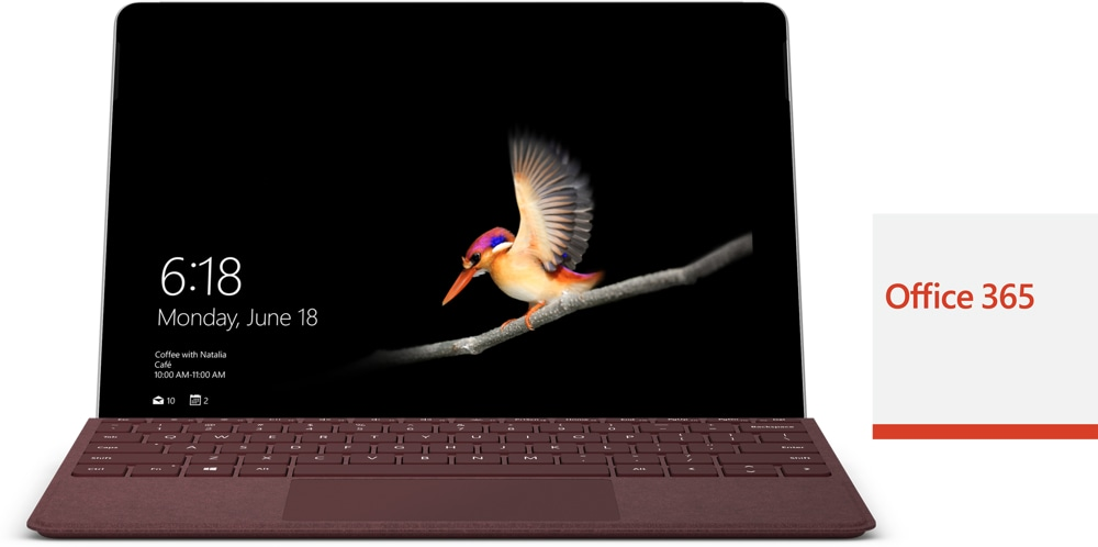 Surface Go with Office 365