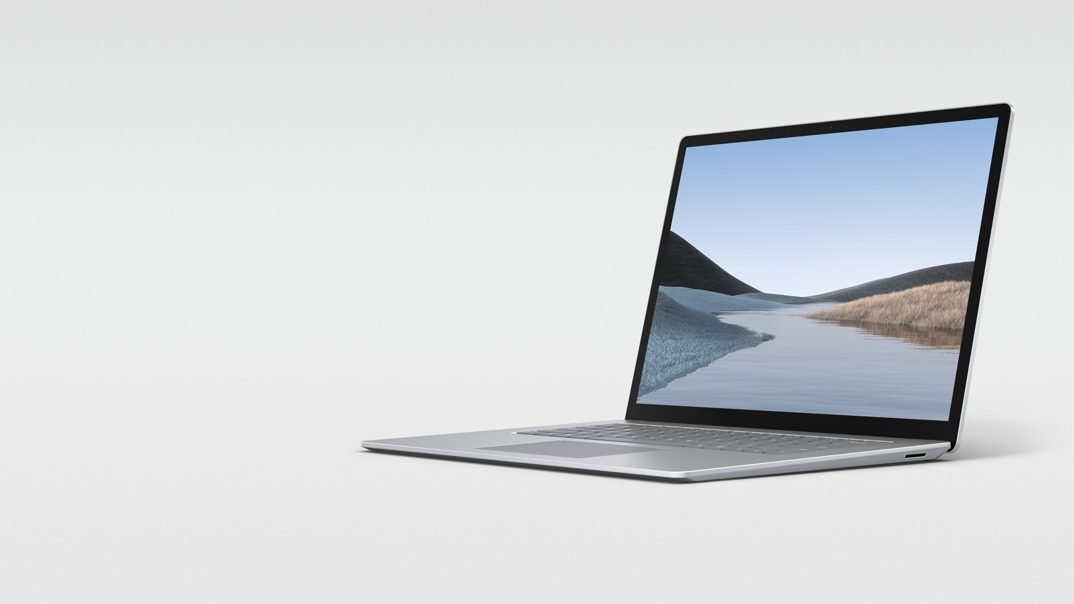 15-tums Surface Laptop 3 i platina