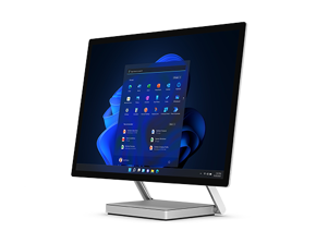 illustrasjon av Surface Studio 2