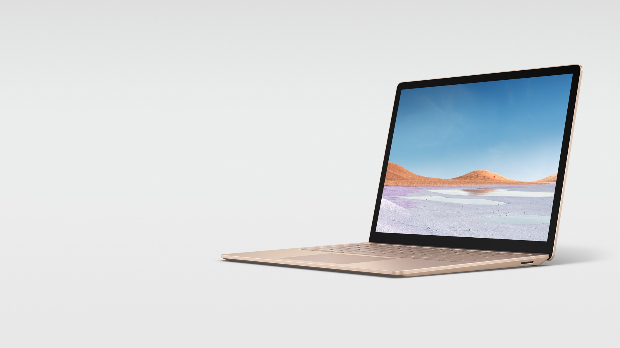 13.5-inch Surface Laptop 3 in Sandstone