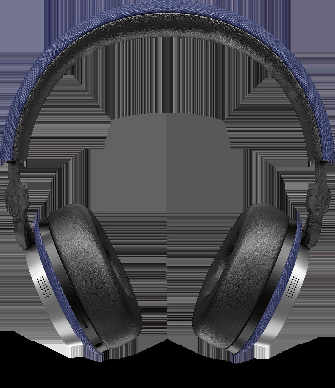 Image of Bowers & Wilkins PX5 Wireless On Ear Headphones - Blue QK7-00535
