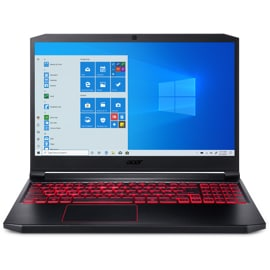 Front view of Acer Nitro 7 AN715-51-73BU Gaming Laptop