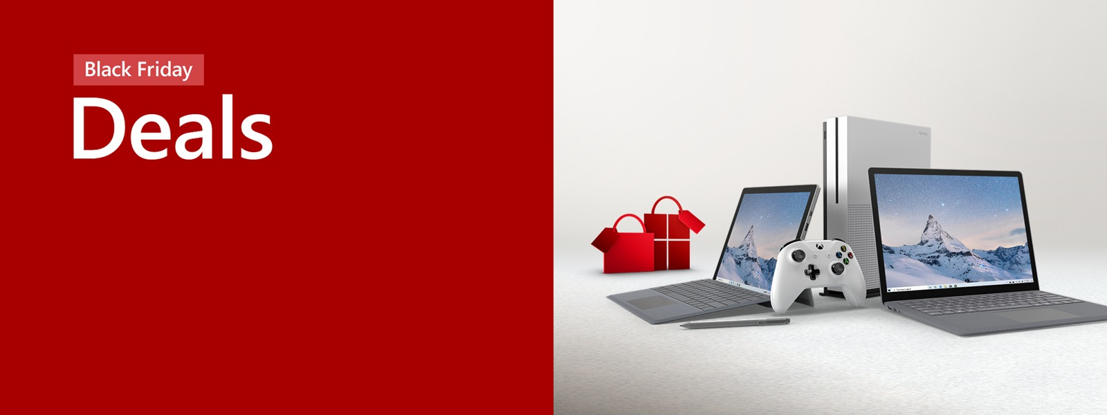 Surface and Xbox products