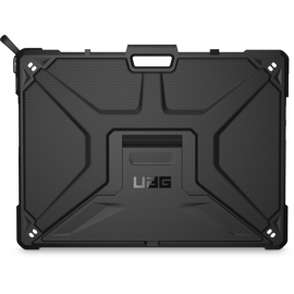 UAG Metropolis-hoes voor Surface Pro X zwart