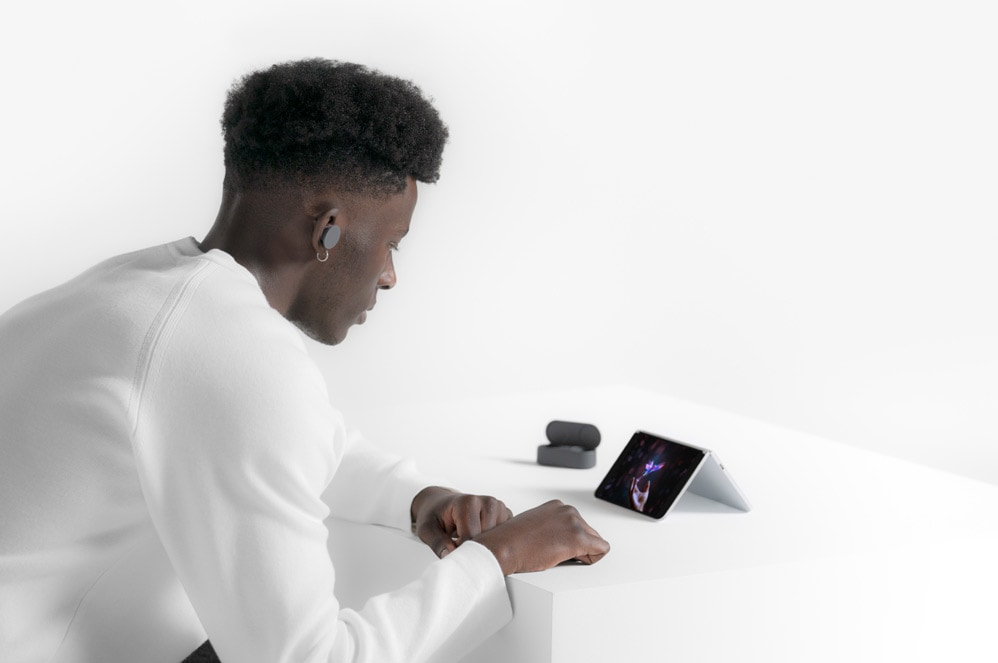 Watching shows and videos on Surface Duo