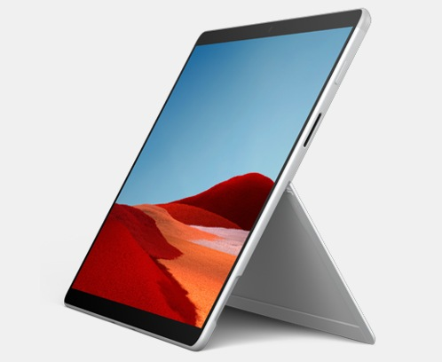 Surface Pro X is $799.99 (20% off)